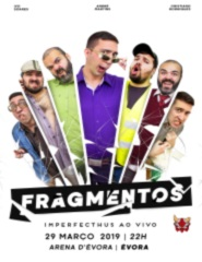 """Fragmentos"" – Imperfecthus ao vivo"