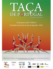 Taça de Portugal 2019 - Ginástica Aeróbica