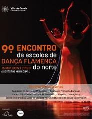 9º Encontro de Escolas de Dança Flamenca do Norte
