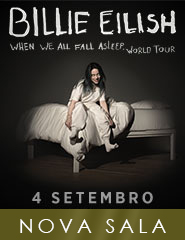 BILLIE EILISH | WHEN WE FALL ASLEEP WORLD TOUR