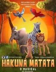 HAKUNA MATATA - MUSICAL INFANTIL