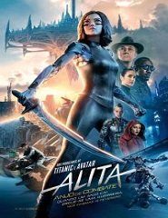 Alita: Anjo de Combate 3D