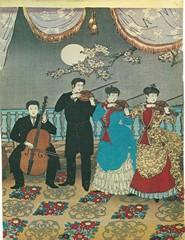 Concerto de Primavera, Violinos do Oriente + Violino do Século