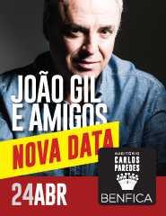 João Gil e Amigos