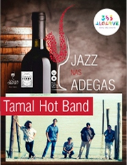 JAZZ NAS ADEGAS | TAMAL HOT BAND | 17:00