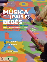 19 Música para (Pais e) Bebés - 05 Maio