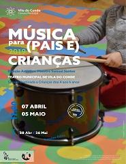19 Música para (Pais e) Crianças - 05 Maio