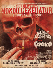 Mondo Generator + We Hunt Buffalo