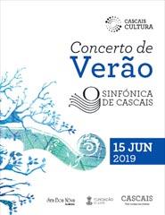 Sinfónica de Cascais - Concerto de Verão 2019