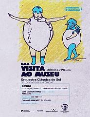 Concerto Promenade: Uma visita ao Museu