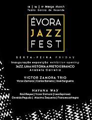 Évora Jazz Fest - Victor Zamora Trio e Havana Way 4tet |15 Março