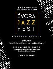Évora Jazz Fest   Sumrrá   Beck & Lopes Grupo   Jam Session