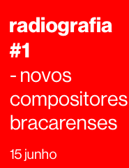 Radiografia #1 – perspetiva sobre novos compositores bracarenses