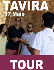 CINE & CULTURAL FOOD Tour - Tavira - The River