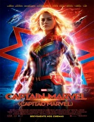 Captain Marvel (Capitão Marvel) --------------- 2D