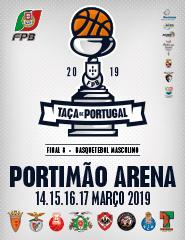 Taça de Portugal - Final 8 Basquetebol Masculino