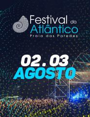 Festival do Atlântico 2019 | PASSE GERAL 2 e 3 de Agosto