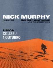 NICK MURPHY FKA CHET FAKER | RUN FAST SLEEP NAKED, LIVE IN