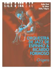 Orquestra Jazz de Espinho + Ricardo Formoso