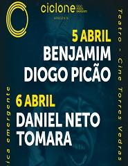 Ciclone- Benjamim e Diogo Picão