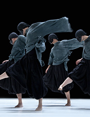 TAO DANCE THEATER - 4 & 8 Numerical Series / DDD 2019
