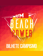 RFM Beach Power - Campismo