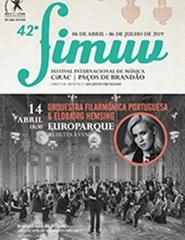Orquestra Filarmónica Portuguesa - Edbjorg Hemsing