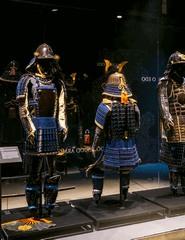 SE| Armadura de Samurai| Em Conversa com as Peças!
