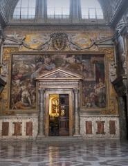 A Basílica de São Pedro e as Basílicas Papais de Roma- 12ª FCI