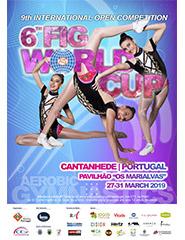 Taça do Mundo & Open Internacional de Ginástica Aeróbica
