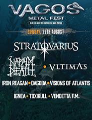 Vagos Metal Fest 2019 - 11 Agosto