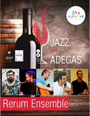 JAZZ NAS ADEGAS | RERUM ENSEMBLE | 17:00 || ESGOTADO : SOLD OUT ||