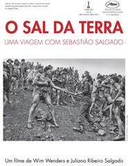 Cineclube CCC | O SAL DA TERRA