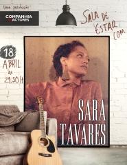 SALA DE ESTAR C/ SARA TAVARES
