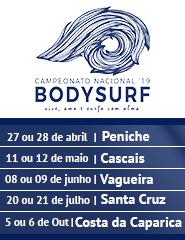 1ª Etapa - Peniche - Campeonato Nacional de Bodysurf '19