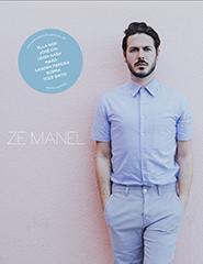Zé Manel - apresentação de