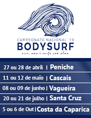 "5 ª Etapa - Costa da Caparica - Campeonato Nacional de Bodysurf ""19"
