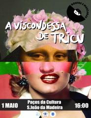XIII FESTIVAL DE TEATRO SJM - ROSTOS E MÁSCARAS