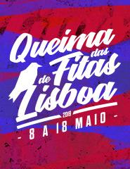 Queima das Fitas de Lisboa 2019 - Bilhete Diário