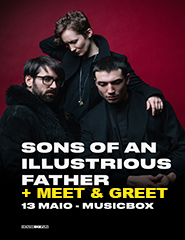 Sons of An Illustrious Father + Meet&Greet