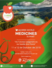 Açores World Medicines Summit 2019 | Passe dois dias