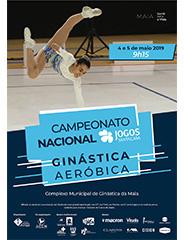 Campeonato Nacional de Ginástica Aeróbica 2019
