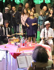 Roda de Samba com Tércio Borges & Os Democratas do Samba