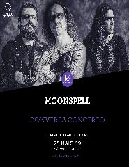 MOONSPELL – Conversa Concerto