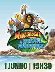Madagáscar | Uma Aventura Musical