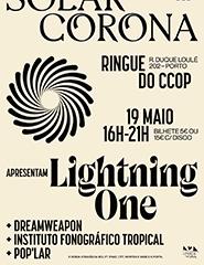 Solar Corona apresentam Lightning One