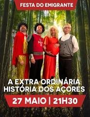 A Extra Ordinária História dos Açores