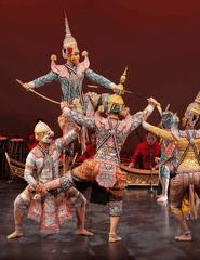 Espectáculo Dança Tradicional da Tailândia - LAND OF ARTS