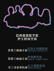 Cassete Pirata
