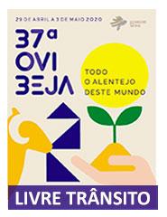 37ª Ovibeja 2020 - Livre-Trânsito